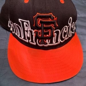 Baseball Cap, San Francisco
